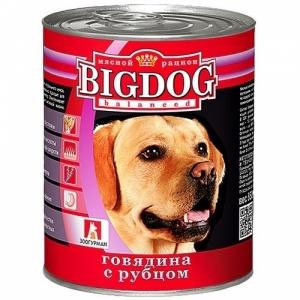 BIG DOG Говядина с рубцом