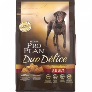 Pro Plan Duo Delice Adult c курицей и рисом