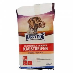 Happy Dog Жевательные полоски