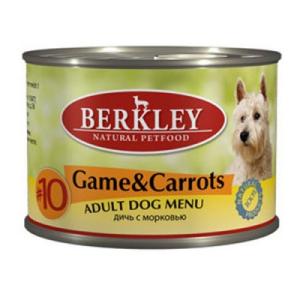Berkley №10 Дичь с морковью