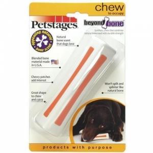 Petstages игрушка для собак Beyond Bone, с ароматом косточки  средняя