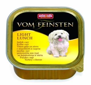VOM FEINSTEN LIGHT LUNCH   консервы облегченные с индейкой и сыром