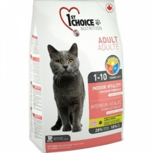 1st Choice Adult Cat Indoor Vitality