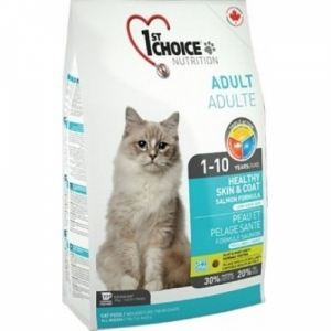 1st Choice Adult Cat Healthy Skin&Coat