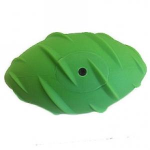"""SuperDesign игрушка для собак """"Регби"""" резиновый с пищалкой"""