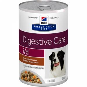 Hill's Prescription Diet i/d Canine рагу с курицей и овощами 354 гр