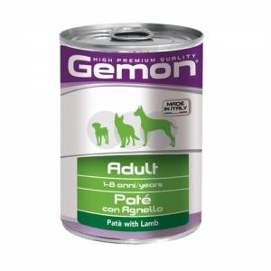 Gemon Dog консервы паштет ягненок