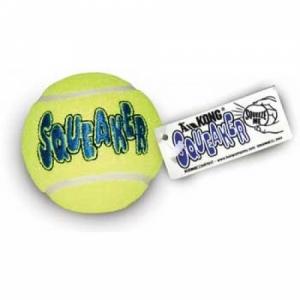 """Kong игрушка для собак Air """"Мячик теннисный"""""""