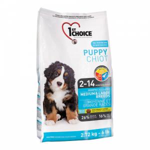 1st Choice Puppy Medium&Large Breed  для щенков средних и крупных пород