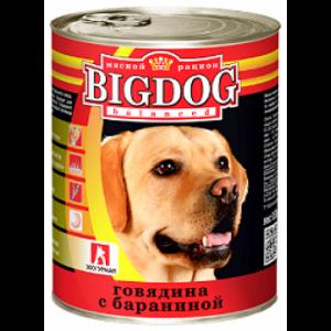 BIG DOG Говядина с бараниной