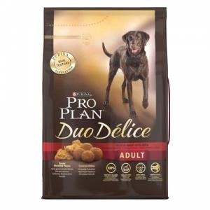 Pro Plan Duo Delice Adult c говядиной и рисом