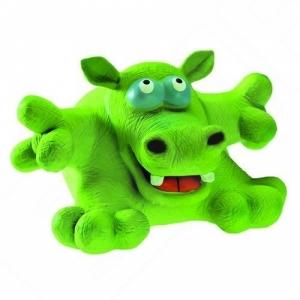 """Hunter Smart игрушка для собак """"Зеленый монстр"""" латекс"""