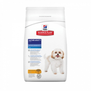 Hill's Science Plan Canine Mature Adult 7+ Active Longevity Mini with Chicken