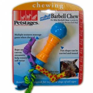 "Petstages игрушка для собак Mini ""Гантеля"" резина"