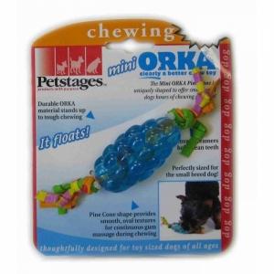 """Petstages игрушка для собак Mini """"ОРКА шишка"""""""
