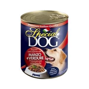 Special Dog  кусочки говядины с овощами