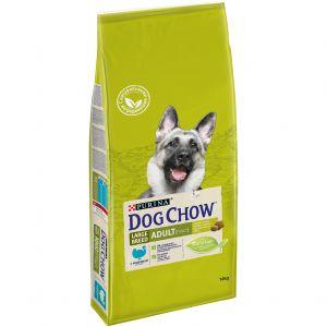 Dog Chow Adult Large Breed для собак крупных пород с индейкой