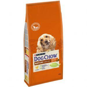 Dog Chow Mature с курицей