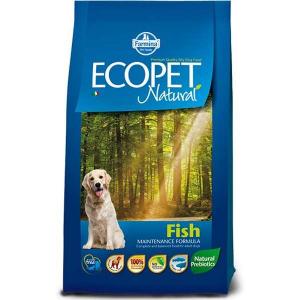 Farmina Ecopet Natural Adult Medium Fish с рыбой