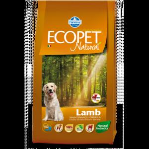 Farmina Ecopet Natural  Adult Lamb Mini с ягнёнком