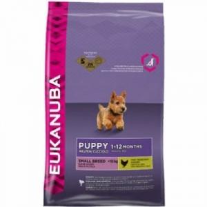 Eukanuba Puppy & Junior Small Breed для щенков мелких пород