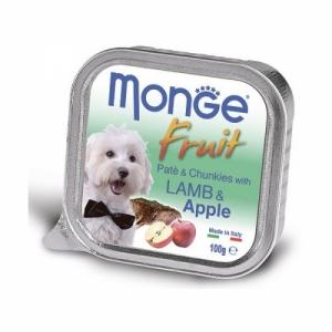 Monge Dog Fruit  ягненок с яблоком