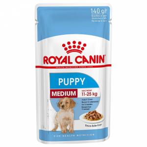 Royal Canin MEDIUM PUPPY 140гр