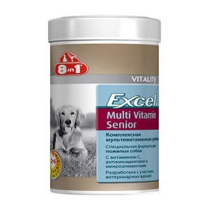 8in1 Excel Vitality Senior Multi Vitamin