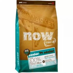 NOW Natural holistic Контроль веса - беззерновой корм для Собак Крупных пород с Индейкой, Уткой