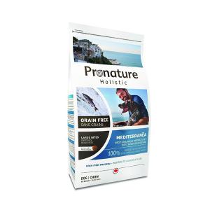 Pronature Holistic GF Средиземноморское меню (крупная гранула)