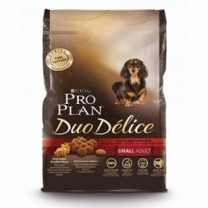 Pro Plan Duo Delice Small & Mini Adult