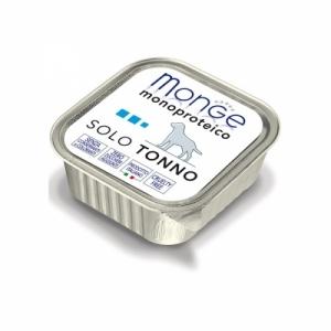 Monge Dog Monoproteico Solo  паштет из тунца