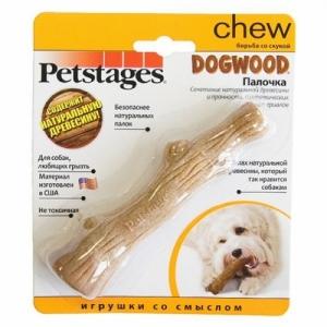 Petstages игрушка для собак Dogwood палочка деревянная  малая