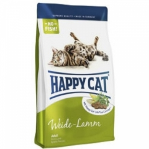 Happy Cat Adult Weide Lamm  Ягненок