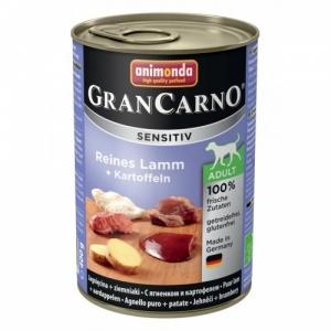 GRAN CARNO SENSITIV с ягненком и картофелем для собак с чувствительным пищеварением
