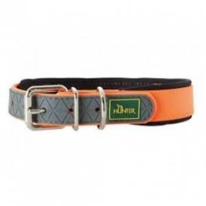 Hunter ошейник для собак Convenience Comfort 35 /45   2 см