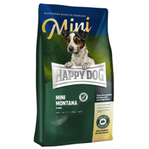Happy Dog Конина Mini Montana