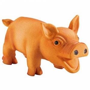 """Hunter Smart игрушка для собак """"Свинка"""" маленькая латекс"""