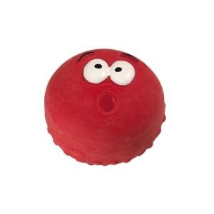 Hunter Smart игрушка для собак Смайлик красный латекс
