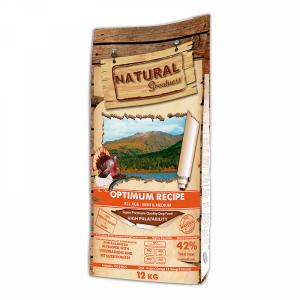 Natural Greatness Optimum Recipe Mini & Medium All Age с индейкой