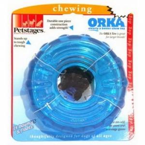 """Petstages игрушка для собак """"ОРКА кольцо"""" большая"""