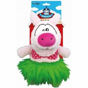 "R2P игрушка для собак Funny Farms ""Свинка"" плюш"