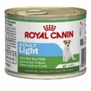 Royal Canin Adult Liqht, 195гр