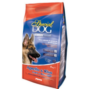 Special Dog для собак с чувст. кожей и пищевар. ягненок/рис