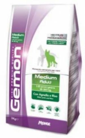 Gemon Dog Medium корм для взрослых собак средних пород