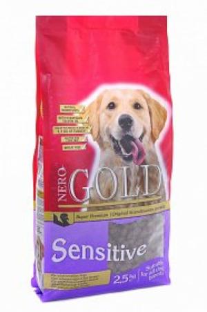 NERO GOLD Sensitive Turkey
