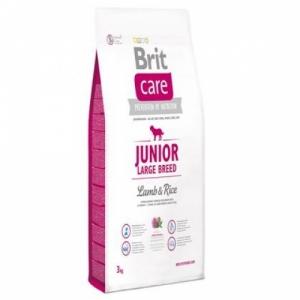 Brit Care Junior Large Breed Lamb&Rice  для щенков крупных пород
