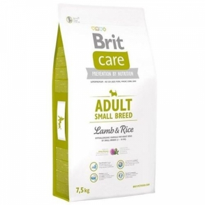 Brit Care Adult Small Breed Lamb&Rice для мелких пород