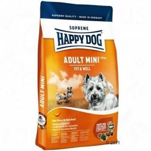 Happy Dog Adult Mini Fit & Well для мелких пород