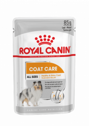 Royal Canin Pouch Coat Care All Sizes паштет, 85 гр